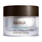 AHAVA Age Control Even Tone Sleeping Cream (50 ml / 1.7 fl oz)