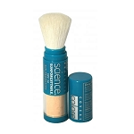 Colorescience Sunforgettable Mineral Powder Sun Protection SPF 30 Brush Shimmer (0.21 oz.)