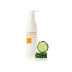 LATHER cucumber milk facial cleanser (6 oz)
