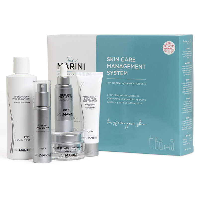 Jan Marini Skin Care Management System Combination