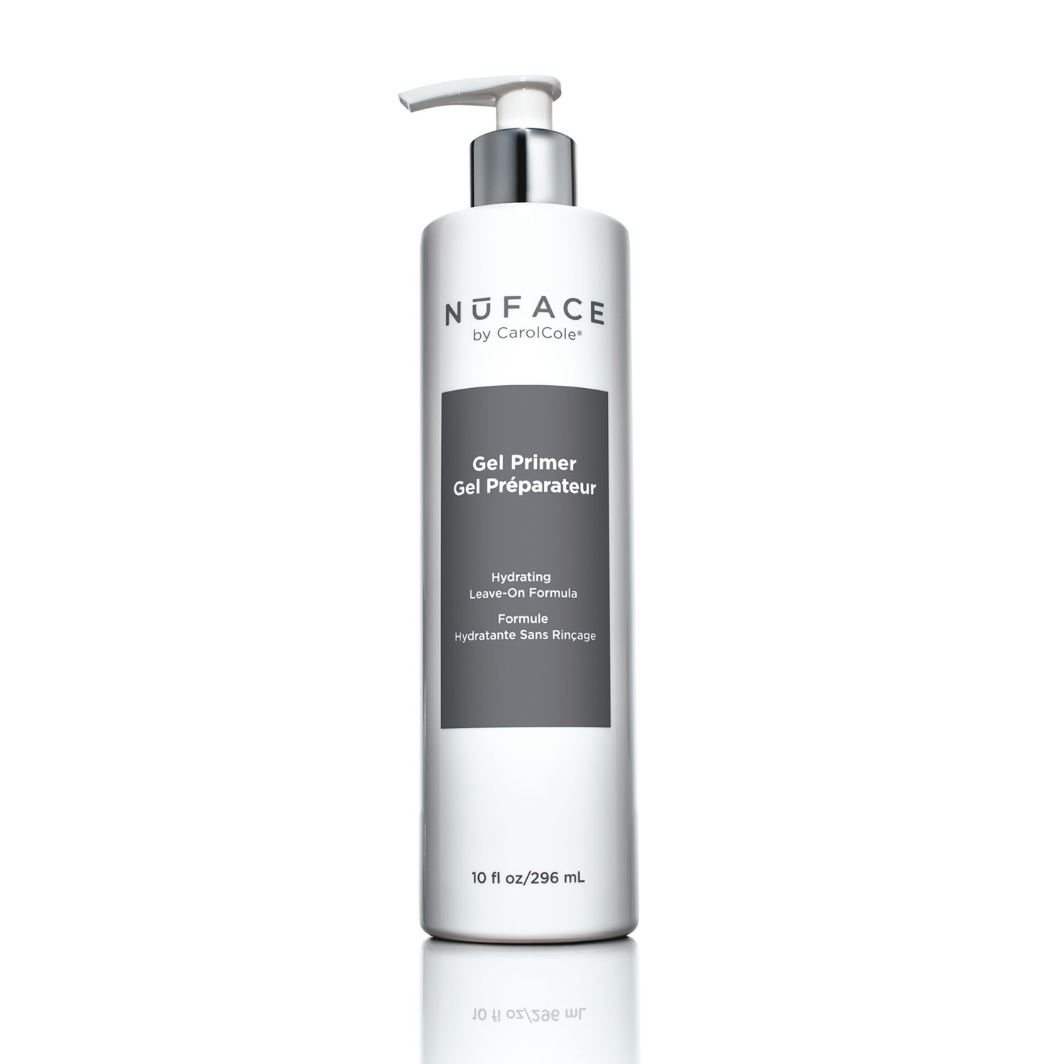 NuFACE Gel Primer Hydrating Leave-On Formula (10 fl oz / 296 ml)