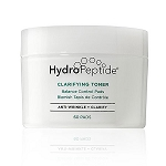 HydroPeptide Clarifying Toner: Balance Control Pads (60 pads)
