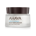 AHAVA Night Replenisher, Normal To Dry Skin (50 ml / 1.7 fl oz)