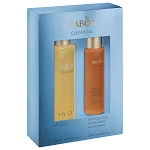 BABOR CLEANSING HY-ÖL & Phytoactive Hydro Base Set [Limited Edition, $65 Value] (set)