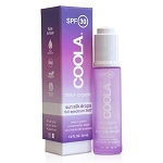 COOLA Full Spectrum 360 Sun Silk Drops Organic Sunscreen SPF 30 (1.0 fl oz / 30 ml)