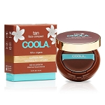 COOLA Sunless Tan Organic Luminizing Face Compact (0.4 fl oz / 12 ml)