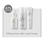 glo SKIN BEAUTY Protection Essentials Kit [Limited Edition, $180 Value] (set)