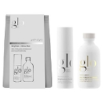 glo SKIN BEAUTY Brighten + Glow Duo [Limited Edition $116 Value] (set)