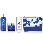 iS Clinical Simple Summer Skin Set [Limited Edition, $176 Value] (set)
