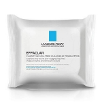 La Roche-Posay Effaclar Clarifying Oil-Free Cleansing Towelettes (25 counts)