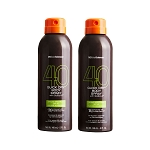 MDSolarsciences Quick Dry Body Spray SPF 40 Duo [Limited Edition, $40 Value] (set)