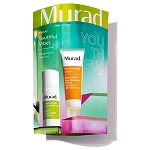 Murad Youthful Vibes | Smooth + Protect [Limited Edition, $55 Value] (set)