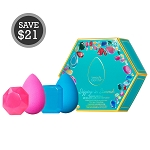beautyblender Dripping In Diamonds [Limited Edition, $56 Value] (set)