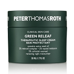Peter Thomas Roth Green Releaf Therapeutic Sleep Cream Skin Protectant (50 ml / 1.7 fl oz)