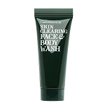 Clark's Botanicals Skin Clearing Face and Body Wash (7.4 fl oz / 220 ml)