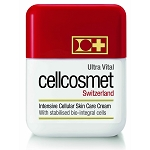 cellcosmet Ultra Vital Intensive Cellular Skin Care Cream [Jar] (50 ml / 1.7 oz)