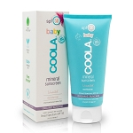COOLA SPF 50 Baby Unscented Mineral Sunscreen (3 fl oz / 90 ml)