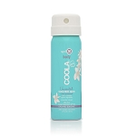 COOLA Body SPF 30 Organic Sunscreen Spray Unscented [Travel Size] (1.0 fl oz / 30 ml)