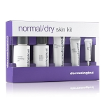 dermalogica skin kit - normal/dry (set) ($66 value)