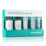 dermalogica skin kit - normal/oily (set) ($70.50 value)