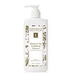 Eminence Organics Blueberry Soy Exfoliating Cleanser (8 oz / 250 ml)
