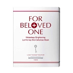 For Beloved One Melasleep Brightening Lumi's Key Bio Cellulose Mask (3 pcs)