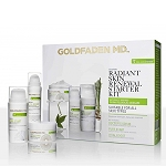 Goldfaden MD RADIANT RENEWAL STARTER KIT (set)