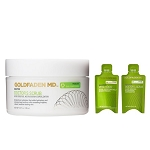 Goldfaden MD Doctor's Scrub - Ruby Crystal Microderm Exfoliator + Goldfaden MD AMZ GWP ($85 value)