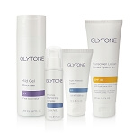 Glytone Brightening System - Normal To Oily Skin (Brightening) (set) ($211 value)
