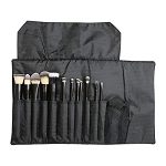 glo SKIN BEAUTY Brush Roll Filled ($318 Value) (set)
