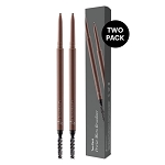 glo SKIN BEAUTY Precise Micro Browliner - Two Pack [Limited Edition, $40 Value] (set)