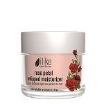 ilike organic skin care Rose Petal Whipped Moisturizer (50 ml / 1.7 fl oz)
