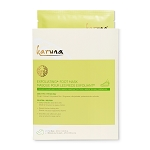 karuna EXFOLIATING+ FOOT MASK (1 count)