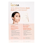 karuna SKIN BRIGHTENING DUO (1 sheet + 1 mask)
