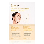 karuna SKIN CLARIFYING DUO (1 sheet + 1 mask)