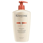 KERASTASE PARIS [Nutritive] Bain Satin 2 [Deluxe Size] (500 ml / 16.9 fl oz)