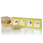 LATHER soap sampler (set) ($32 value)