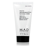 M.A.D SKINCARE Youth Transformation Glycolic Mask (60 g / 2.0 oz)