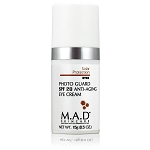 M.A.D SKINCARE Photo Guard SPF 20 Anti-Aging Eye Cream (15 g / 0.5 oz)