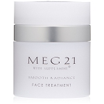 MEG 21 Smooth Radiance Face Treatment (1.7 oz / 50 g)