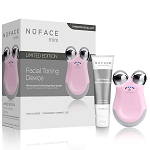 NuFACE mini Facial Toning Device - Petal Pink [RETAIL] [Limited Edition] (set)