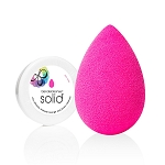 beautyblender original beautyblender + mini solid [holiday packaging] (set)