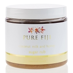 Pure Fiji Coconut Milk And Honey Sugar Rub (15.5 oz / 457 ml)
