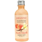 Pevonia Bodyrenew Peach & Vanilla Bubble Bath (180 ml / 6 oz)