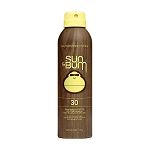 Sun Bum SPF 30 Original Premium Moisturizing Sunscreen Spray (6.0 fl oz / 177 ml)