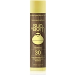 Sun Bum SPF 30 Banana Sunscreen Lip Balm (0.15 oz / 4.25 g)