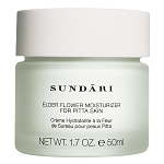 Sundari Elder Flower Moisturizer For Pitta Skin (1.7 oz / 50 ml)