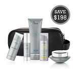 SkinMedica RegiMEN Skin Care System For Men With Free TNS Eye Repair [$423 Value] (set)