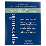 Supersmile Single Dose Powdered Mouthrinse - 24 Pack (24 Packettes)