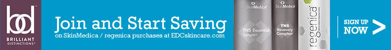 Join Brilliant Distinctions Program to save BIG on SkinMedica orders at EDCskincare.com